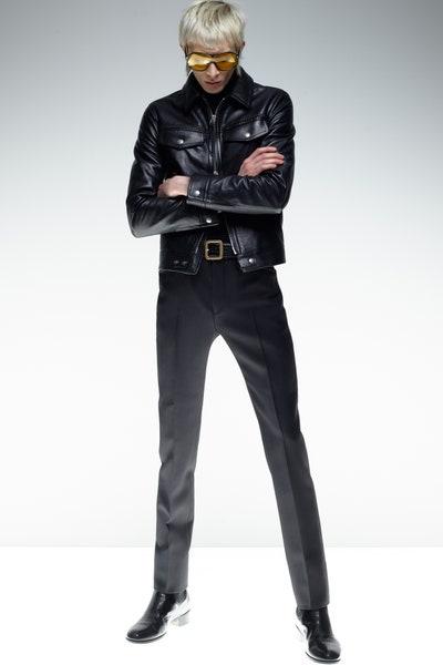 مدل لباس مردانه پاییز و زمستان ۲۰۲۱ برند تام فورد